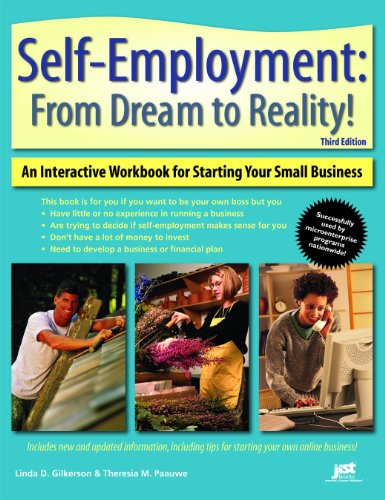 9781593575205: Self-Employment: From Dream to Reality