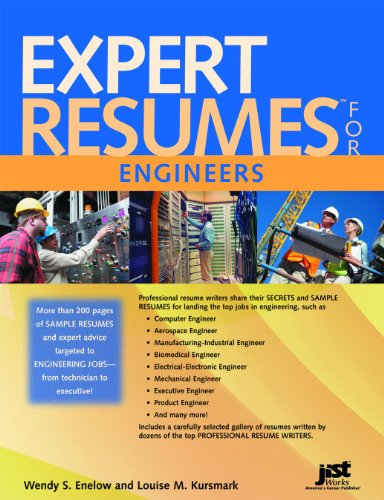 9781593575717: Expert Resumes for Engineers