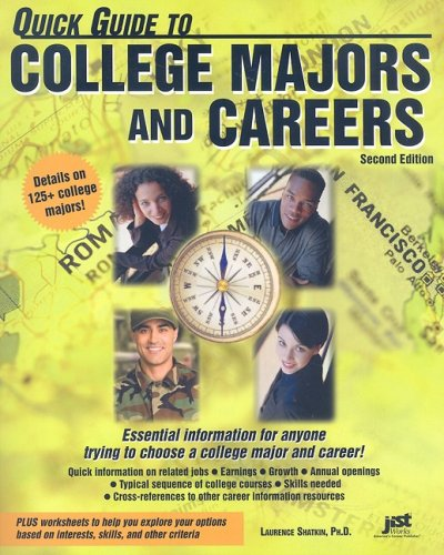 9781593576370: Quick Guide to College Majors and Careers