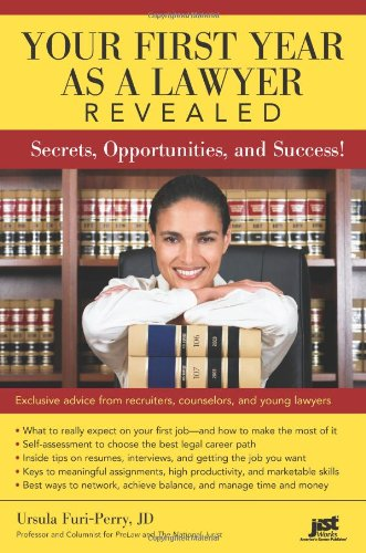 9781593577254: Your First Year as a Lawyer Revealed: Secrets, Opportunities, and Success!