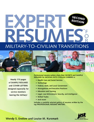 9781593577322: Expert Resumes for Military-To-Civilian Transitions 2nd Ed