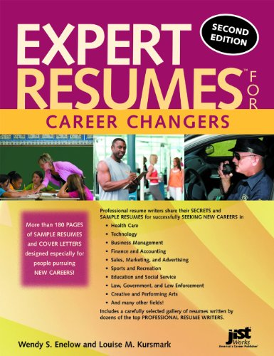 9781593577810: Expert Resumes for Career Changers, 2nd Ed