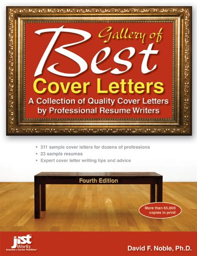 9781593579173: Gallery of Best Cover Letters, 4th Ed