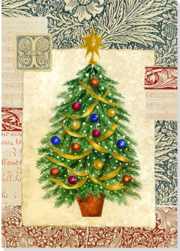 9781593591021: Vintage Christmas Holiday Boxed Cards (Christmas Cards, Holiday Cards, Greeting Cards)