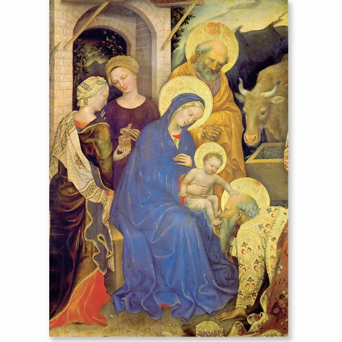 9781593591281: Renaissance Madonna and Child Holiday Boxed Cards (Christmas Cards, Holiday Cards, Greeting Cards)