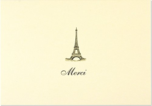 9781593591397: Merci Thank You Notes (Stationery, Note Cards)