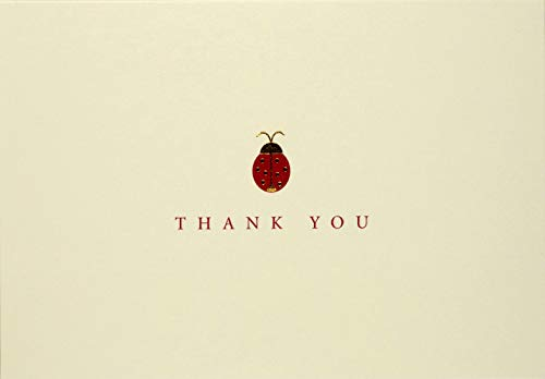 9781593591885: Lady Bug Thank You Notes (Stationery, Note Cards) (Note Card Series)