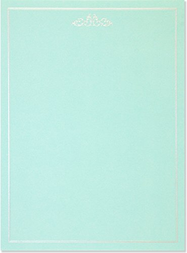 9781593592509: Blue Elegance (Stationery) (Letter-Perfect Stationery Series)