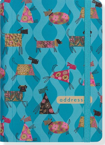 9781593592714: Designer Dogs Address Book (Address Books, Organize)