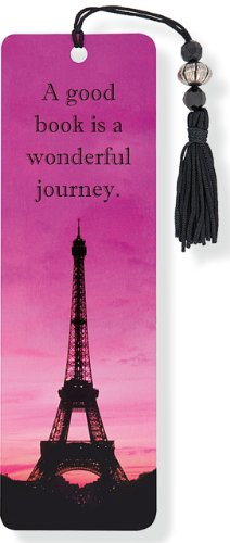 9781593593094: Beaded Bookmark Eiffel Tower
