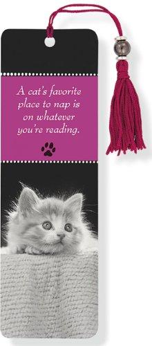 9781593593117: Kitten Beaded Bookmark