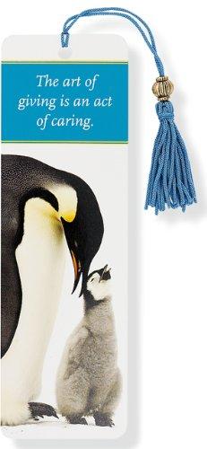 9781593593292: Penguin Beaded Bookmark
