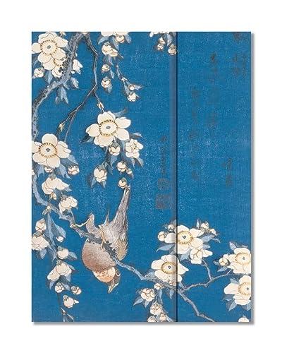 9781593593629: Bullfinch & Cherry Tree Journal (Magnetic Closure) (Notebook, Diary)