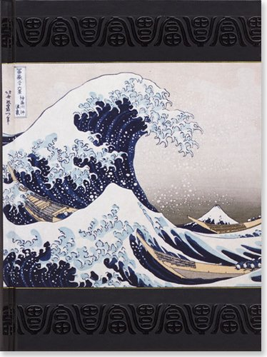 9781593594312: The Great Wave Journal (Notebook, Diary) (Guided Journals Series)