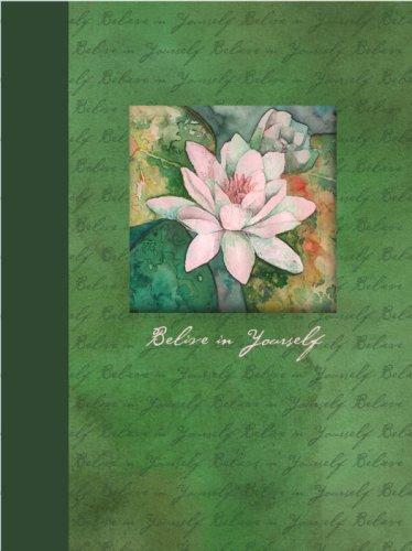 9781593594442: Believe in Yourself Journal
