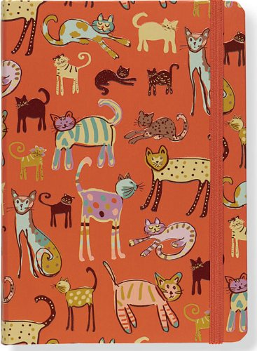 9781593594510: Cat's Meow Journal (Notebook, Diary)