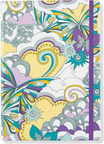 9781593594787: Pop Purple Butterflies Journal (Notebook, Diary) (Small Format Journals)