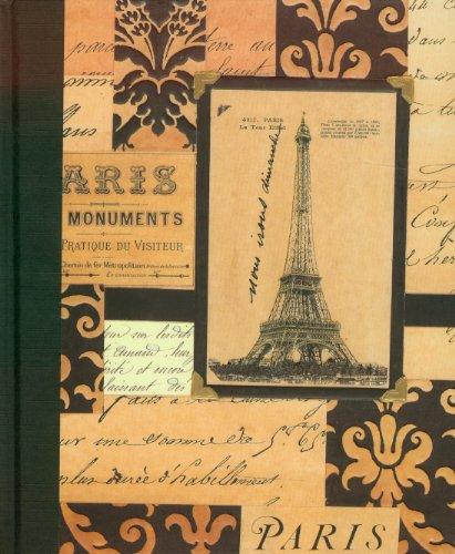 Bon Vivant Oversized Travel Journal (Notebook, Diary): Peter Pauper Press