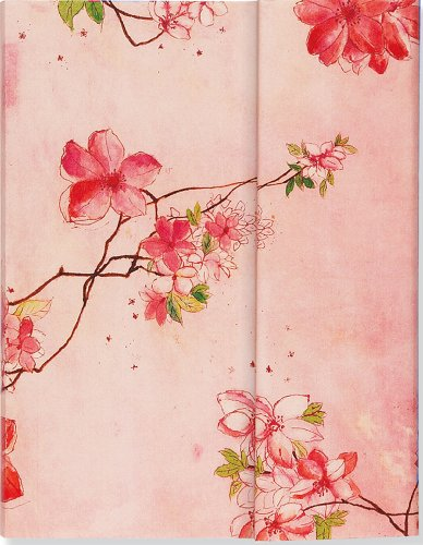 9781593596378: Blossoming Branches Journal (Magnetic Closure) (Notebook, Diary)