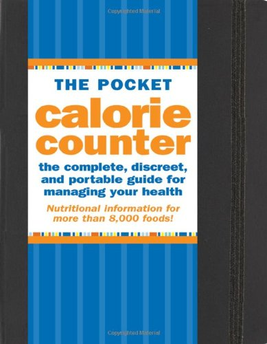 9781593596484: The Pocket Calorie Counter 2011 Edition (Portable Diet Guide)