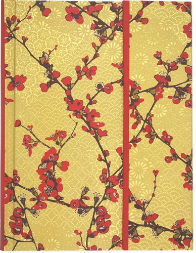 Japonica Journal (Diary, Notebook) (Fold-Over Journal) (1593596634) by Peter Pauper Press