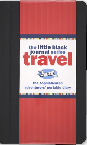 9781593596712: The Little Black Travel Journal (Diary, Notebook) (The Little Black Journal)