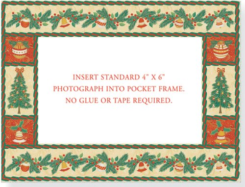 9781593597566: Deck the Halls Holiday Photo Cards (Christmas Cards, Holiday Cards, Greeting Cards)