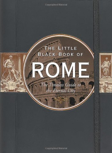 9781593597764: The Little Black Book of Rome 2010 (2nd edition, Travel guide)