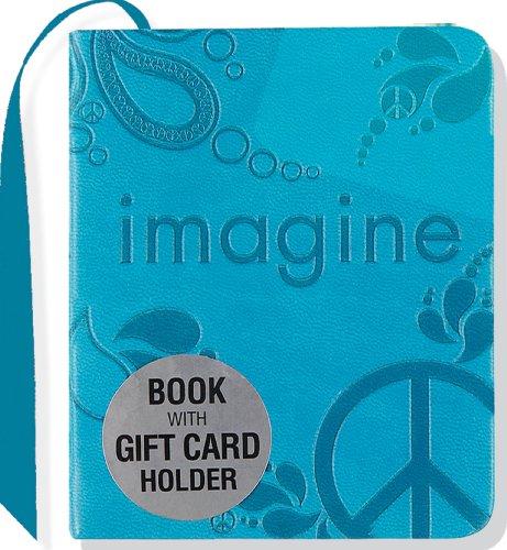 9781593597849: Imagine (Mini Book, Gift Card Holder)
