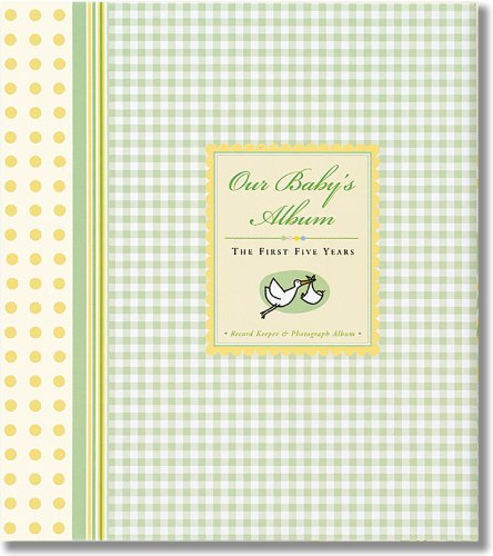 9781593598112: Our Baby's Album: The First Five Years -- Record Keeper and Photograph Album (with Slipcase) (Baby Book)