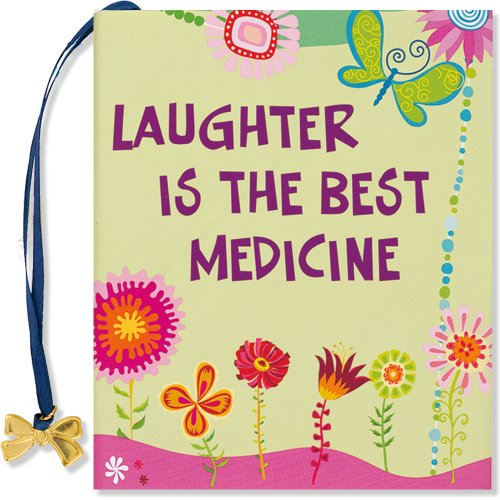 9781593598174: Laughter Is the Best Medicine (Mini Book) (Charming Petite)