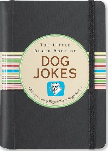 9781593598389: The Little Black Book of Dog Jokes (Little Black Books) (Little Black Books (Peter Pauper Hardcover))