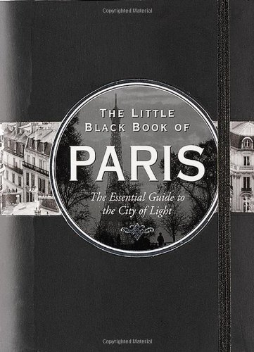 9781593598402: The Little Black Book of Paris 2009 (Travel Guide) (Little Black Books (Peter Pauper Hardcover))