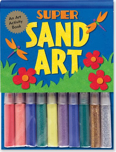 9781593599348: Super Sand Art: An Art Activity Book (Activity Books)