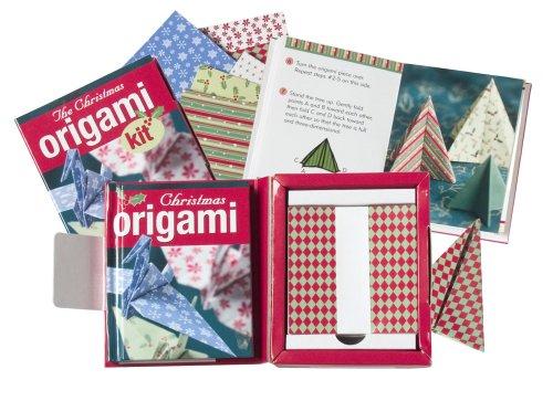 Christmas Origami Kit (Petite Plus Kit Series): Harris, Annmarie