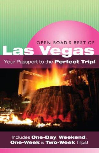 Open Road's Best of Las Vegas (Paperback) - Avery Cardoza, Jay Fenster