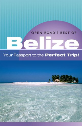 Open Road's Best Of Belize 2E: Charlie Morris