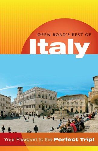 Open Road's Best of Italy: Morris, Douglas E.