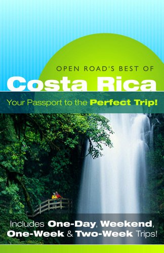 9781593601621: Open Road's Best of Costa Rica 4E (Open Road Travel Guides)