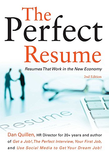 9781593602222: The Perfect Resume: Resumes That Work in the New Economy