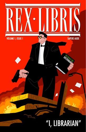 Rex Libris #1 (1593620454) by James Turner
