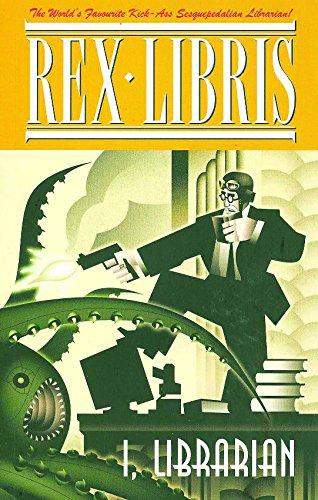 9781593620622: Rex Libris, Vol. 1: I, Librarian