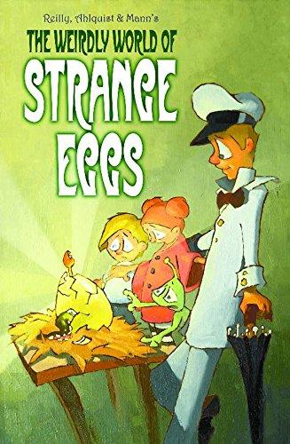The Weirdly World Of Strange Eggs: Chris Reilly, Steve