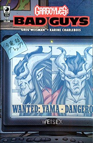 9781593621155: Gargoyles: Bad Guys #2
