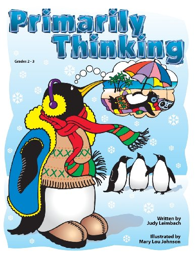 9781593630386: Primarily Thinking, Grades 2-3