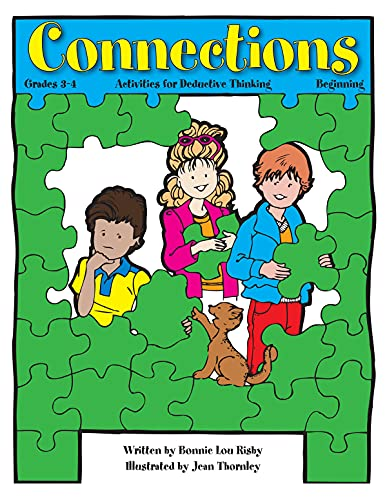 9781593630591: Connections: Activities for Deductive Thinking (Beginning, Grades 3-4)
