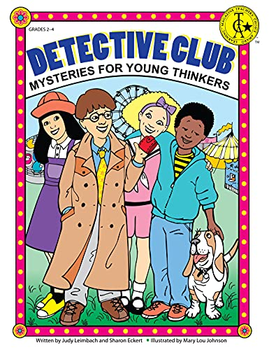 9781593630652: Detective Club: Mysteries for Young Thinkers