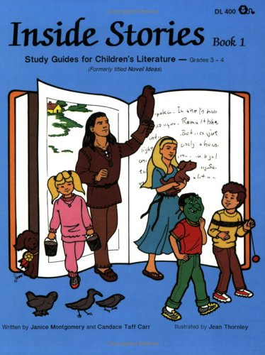 9781593630775: Inside Stories: Study Guides for Children's Literature (Book 1)
