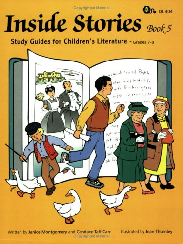 9781593630812: Inside Stories: Study Guides for Children's Literature (Book 5)