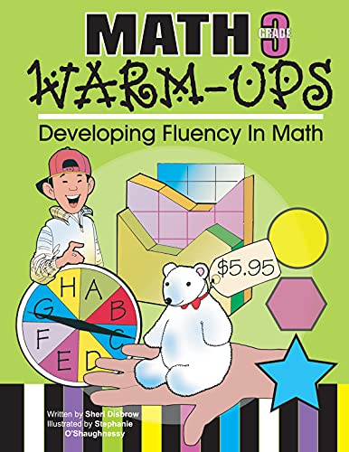 9781593631048: Math Warm Ups: Developing Fluency in Math (Grade 3)